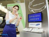Samsung revolutioneaza bateriile pentru telefoanele si ceasurile inteligente. Vestea excelenta primita de utilizatori