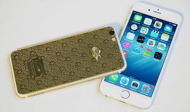 Cum arata un iPhone 6 de 5.300 de dolari. Designul poarta semnatura maestrilor italieni