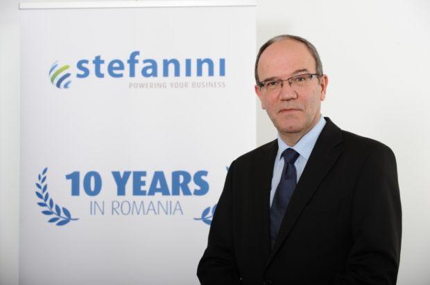 Brazilienii de la Stefanini angajeaza informaticieni in Bucuresti si Sibiu. Specialistii pot promova  dupa 6 luni