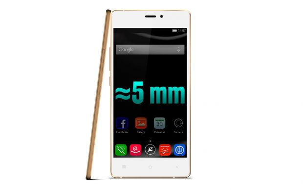 Allview X2 Soul mini, un telefon de doar 5,15mm grosime lansat acum. Specificatii exceptionale