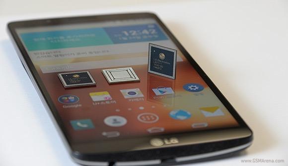LG G3 Screen, lansat. Download cu pana la 225Mbps