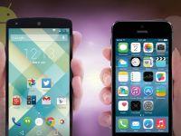 8 functii pe care Android Lollipop le are in plus fata de iOS 8