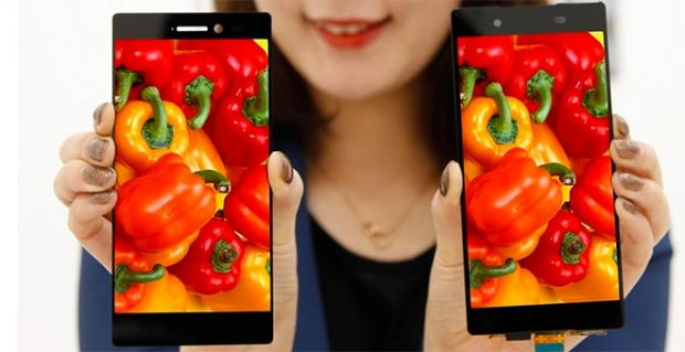 LG creeaza ecranul de telefon aproape fara margini
