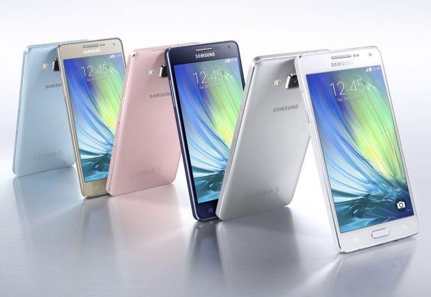 Samsung Galaxy A5 si Galaxy A3, lansate si targetate spre publicul tanar