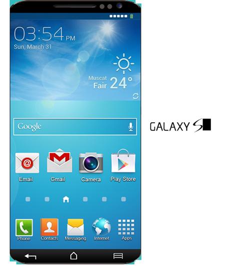 Samsung Galaxy S6 va avea un design schimbat total. Premiera totala pentru cei de la Samsung