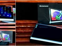 Hands-on Lenovo Yoga Tablet 2