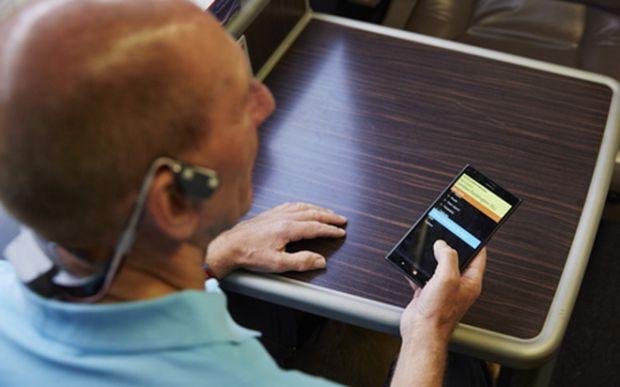 Tehnologia audio 3D poate sa  deblocheze  orasele pentru oamenii nevazatori
