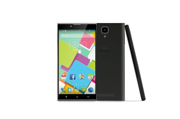Goclever anunta Insignia 550i, un smartphone ieftin, cu procesor in 8 nuclee