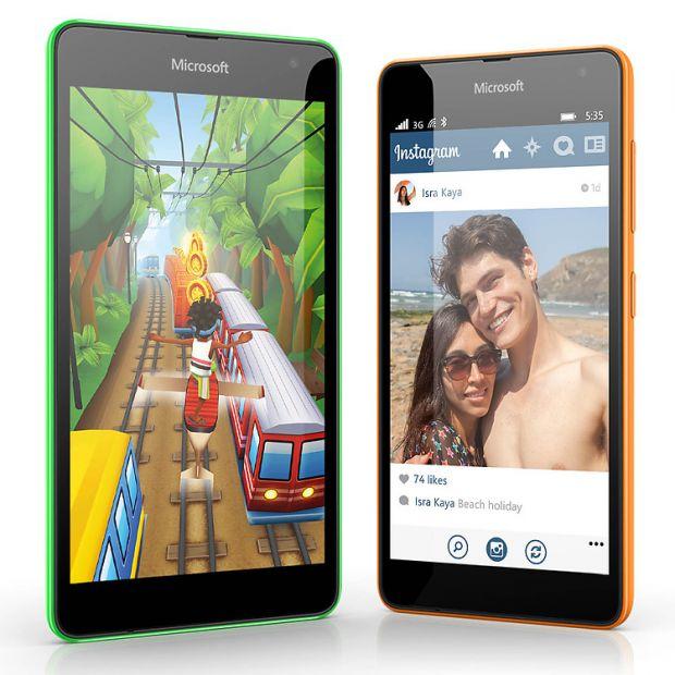 Moment istoric: primul Microsoft Lumia a fost lansat oficial. Cat costa si ce specificatii are