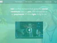 Adevarul despre Tsū, prima retea de socializare care le da bani utilizatorilor
