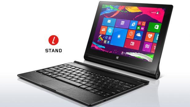 Lenovo YOGA Tablet 2 vine in Romania in variantele de 8 si 10 , cu Android si cu Windows