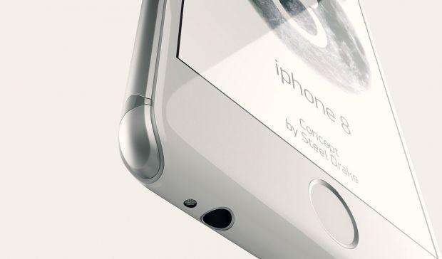 Concept iPhone 8 - Cum ar putea sa arate telefonul pe care Apple il va lansa peste 2 ani