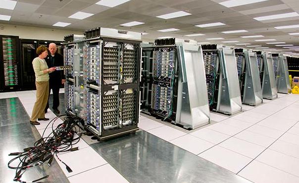 IBM si Nvidia au primit 325 de milioane de dolari ca sa construiasca supercalculatoare de 3 milioane de ori mai rapide ca un laptop
