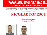 FBI ofera recompense de 1.75 de milioane de dolari pentru doi romani. De ce sunt acuzati cei doi