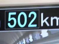 Trenul care leviteaza a fost testat cu 100 de persoane! A ajuns la o viteza incredibila de 502km/h! Cum au reactionat oamenii