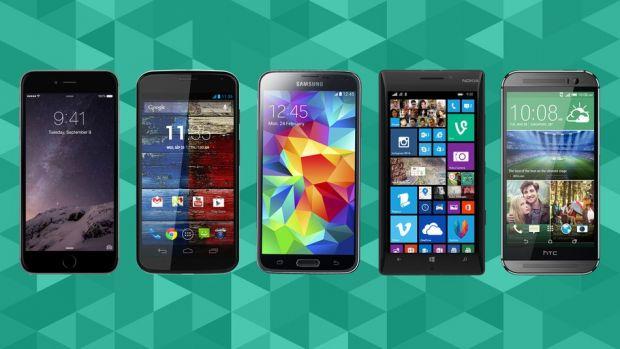 Duelul titanilor: cele mai tari 12 smartphone-uri lansate in 2014
