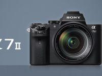 Sony A7 II, anuntata acum. Are stabilizare a imaginii pe 5 axe