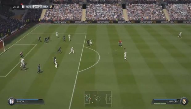 E posibil ca acesta sa fie cel mai frumos gol marcat vreodata intr-un joc FIFA