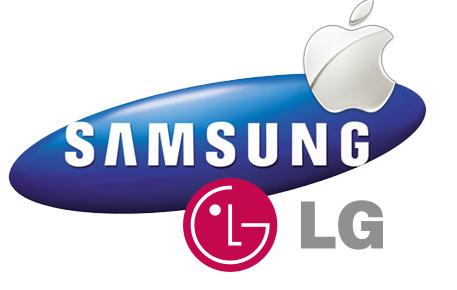 Samsung, Apple si LG domina topul producatorilor de telefoane mobile. Chinezii devin, insa, tot mai puternici