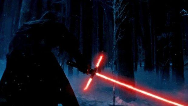 Noul design al sabiei laser din Star Wars starneste ironiile fanilor