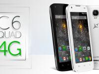 Simplu si elegant, acest telefon va va incanta  Smartphone-ul quad-core lansat de Allview: