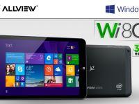 Allview Wi8G. Brasovenii lanseaza o tableta cu 3G si Windows 8
