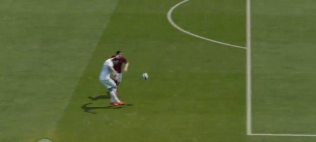 Doua cuvinte: Ibrahimovic + RABONA! Reusita superba la FIFA 15