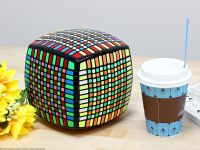 Credeti ca il puteti rezolva? Cel mai mare cub Rubik are de 18 ori mai multe cuburi decat varianta originala