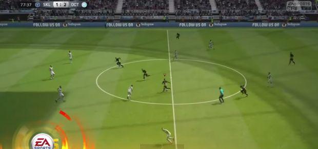 Cele mai frumoase goluri date la FIFA 15 in ultima saptamana. VIDEO