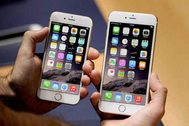 Apple ar putea lansa un iPhone 6 Mini in 2015
