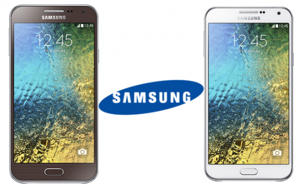 Samsung a anuntat doua noi telefoane la CES 2015. Ce pot Galaxy E5 si Galaxy E7 si cat vor costa