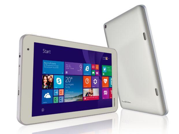 Toshiba anunta doua noi tablete cu sistem de operare Windows 8.1