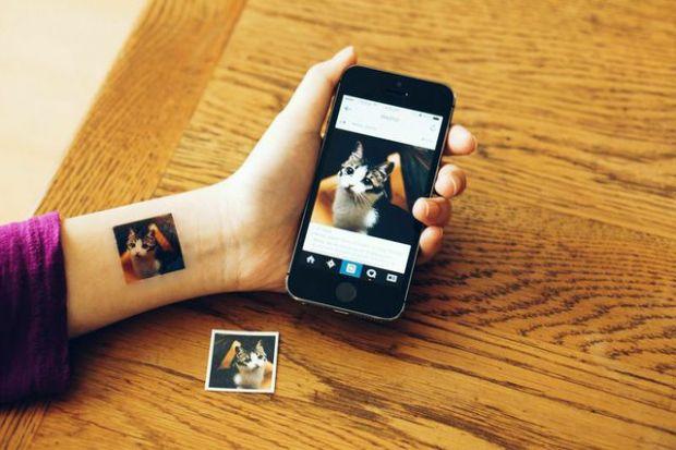 Cum sa-ti transformi pozele de pe Instagram in tatuaje