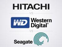 Care sunt cele mai bune hard diskuri? Hitachi vs Seagate vs Western Digital