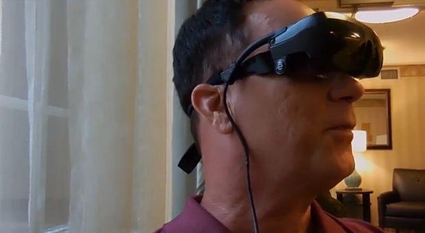 Cum a reactionat un veteran de razboi cand a vazut pentru prima data dupa 20 de ani! Primul lucru pe care i l-a spus iubitei lui. VIDEO