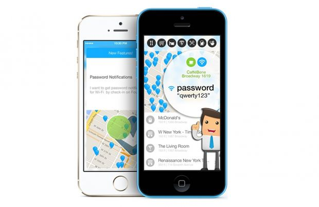 O aplicatie iti dezvaluie parolele Wi-Fi-urilor din jur