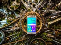 Samsung a lansat telefonul pentru selfie in Romania! Smartphone-ul cu care schimba strategia