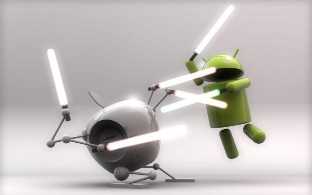 iOS este mic in comparatie cu Android! Recordul Apple nu a schimbat situatia