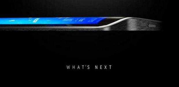 Primele imagini cu Galaxy S Edge, telefonul cu ecranul prelungit pe laterale!
