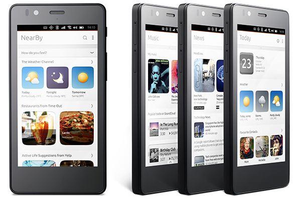 In sfarsit! Primul telefon cu Ubuntu va fi lansat! Cea mai mare amenintare pentru Android si iOS