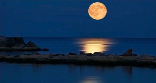 Luna, asa cum nu ai mai vazut-o niciodata! VIDEO
