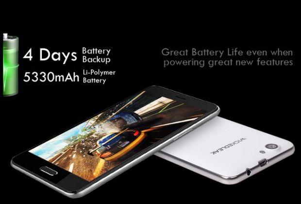 Primul smartphone pe care uiti sa-l mai incarci! Are specificatii incredibile pentru un pret foarte mic
