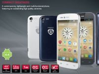 Prestigio lanseaza Grace X3:  Design subtire, elegant si camera foto cu super specificatii