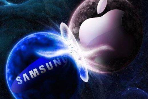 Samsung pune un obstacol important in calea Apple spre prima masina a companiei