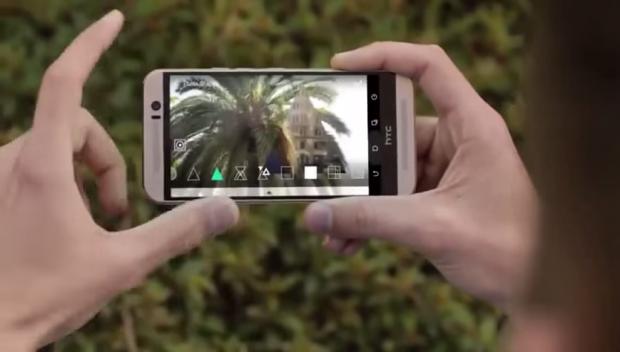 HTC One M9, in toata splendoarea lui, inainte de lansare. Clipul promotional a aparut pe Internet