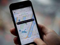 Aplicatia care ii sperie pe taximetristii din Bucuresti. Uber intra oficial in Romania de azi
