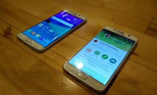 Prima poza oficiala cu Samsung Galaxy S6 si S6 Edge? Imaginea aparuta in aceasta dimineata