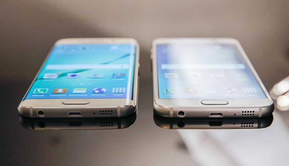 Galaxy S6 sau Galaxy S6 Edge? Care sunt principalele diferente intre cele 2 telefoane lansate de Samsung