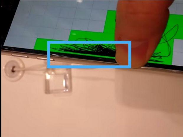 Problema mare cu touchscreenul de pe Galaxy S6 si Galaxy S6 Edge? Testul simplu picat de cele 2 telefoane