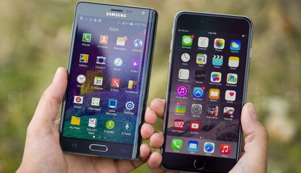 TOP 10 cele mai performante telefoane in acest moment! Cine castiga duelul dintre Apple si Samsung